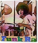 Grand Funk Railroad Collection - 1 Acrylic Print