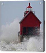 Grand Haven Lighthouse Acrylic Print