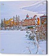 Grand Hotel Kempinski V4 Acrylic Print