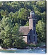 Grand Island East Channel Light Acrylic Print