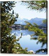 Grand Lake Co Mt Baldy Spring II Acrylic Print