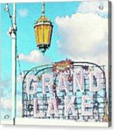 Grand Lake Merritt - Oakland, California Acrylic Print