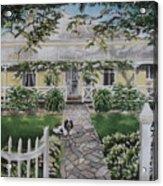 Grand Old Home Acrylic Print