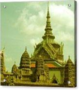 Grand Palace Acrylic Print