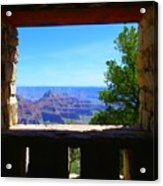 Grand Picture Acrylic Print