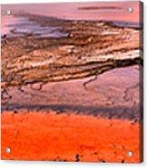 Grand Prismatic Panoramic Abstract Acrylic Print