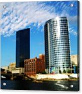 Grand Rapids Michigan Is Grand Acrylic Print