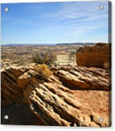 Grand Staircase Escalante National Monument Acrylic Print