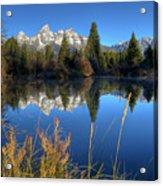 Grand Teton National Park Acrylic Print