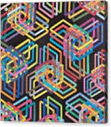Grand Unified Theory Of Supersymmetrics Acrylic Print