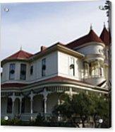 Grand Victorian Mansion  Acrylic Print