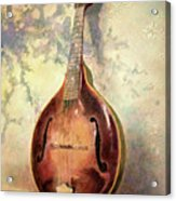 Grandaddy's Mandolin Acrylic Print