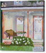 Grandma's Front Porch Acrylic Print