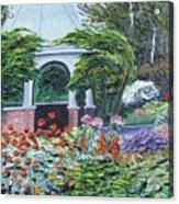 Grandmother's Garden Flowers Acrylic Print