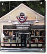 Granville Country Store Front View Acrylic Print
