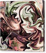 Grasping I I I Acrylic Print