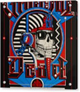 Grateful Dead Berkeley Acrylic Print