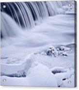Graue Mills Falls Acrylic Print