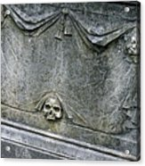 Grave Business Acrylic Print