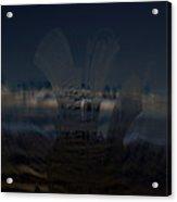 Gravitational Pull Acrylic Print