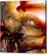 Gravity Of Love Acrylic Print
