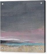 Gray Sky Acrylic Print