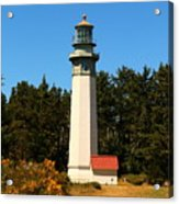 Grays Harbor Light Station Acrylic Print