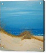 Grayton Beach Dunes Acrylic Print