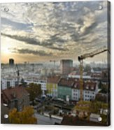 Graz At Work Acrylic Print