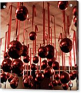 Great Balls Of Macy's Acrylic Print