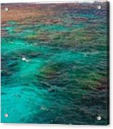 Great Barrier Reef 2542 Acrylic Print
