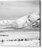 Great Basin Acrylic Print