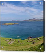 Great Blasket Island Acrylic Print
