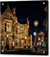 Great Britain World Showcase Epcot Acrylic Print