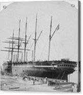 Great Eastern 1858-59 Acrylic Print