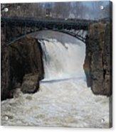 Great Falls Acrylic Print