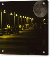 Great Lights Acrylic Print
