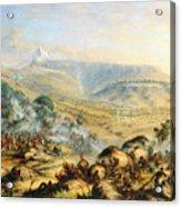 Great Peak Of The Amatola-british-kaffraria  Acrylic Print