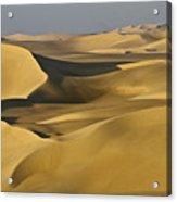 Great Sand Sea Acrylic Print