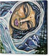 Great Star Mother Acrylic Print
