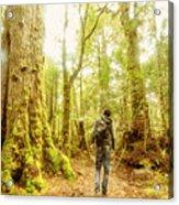 Great Tasmania Short Walks Acrylic Print