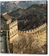 Great Wall #1 Acrylic Print