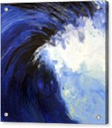 Great Wave Acrylic Print
