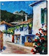Greece  New Acrylic Print
