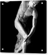 Greece: The Discobolus Acrylic Print