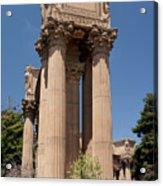 Greek Architecture Acrylic Print
