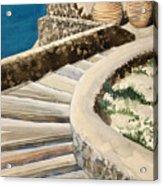 Greekscape 3 Acrylic Print