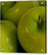 Green Apples 2 Acrylic Print