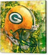 Green Bay Packers Acrylic Print
