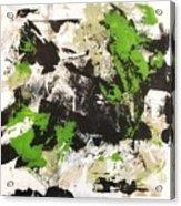 Green Field #2 Acrylic Print